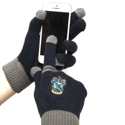 guantes táctiles ravenclaw