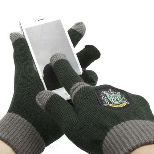 guantes táctiles slytherin