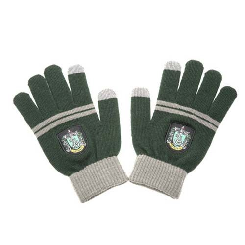 guantes táctiles slytherin harry potter