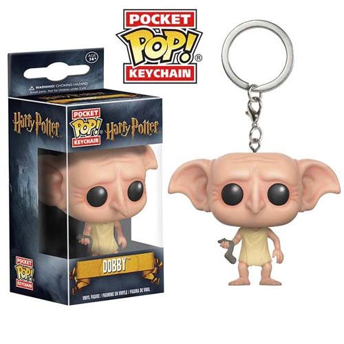 llavero funko dobby harry potter