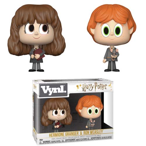 pack funko hermione y ron harry potter