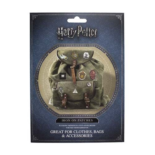 parches variados harry potter