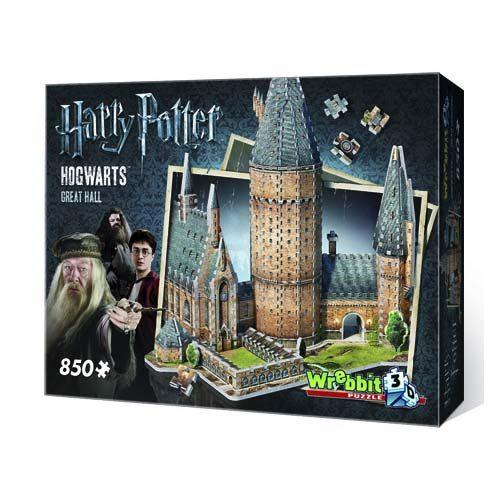 puzzle 3 d gran salón hogwarts