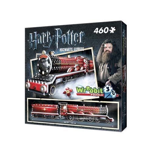 puzzle 3d hogwarts express harry potter 1