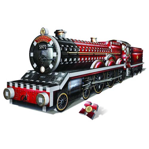 puzzle 3d hogwarts express harry potter