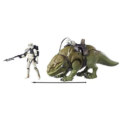 black series dewback star wars 2