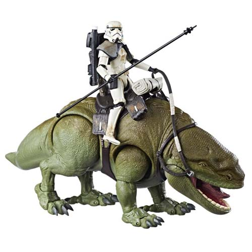 black series dewback star wars