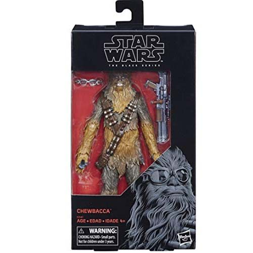 black series star wars chewbacca 1