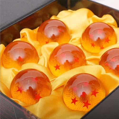 bolas de dragón de dragon ball