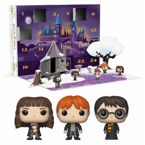 calendario adviento harry potter funko