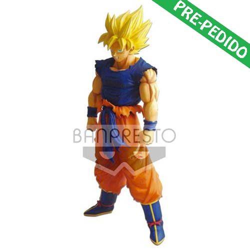 figura banpresto legend battle goku dragon ball