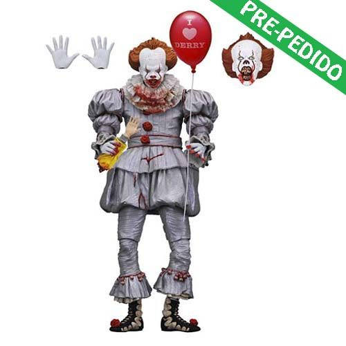 figura pennywise it i love derry