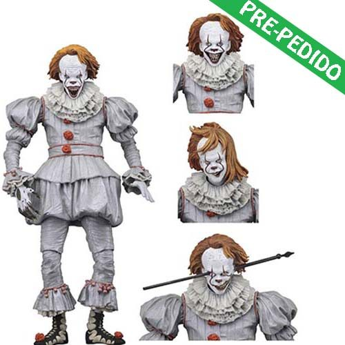 figura pennywise it well house