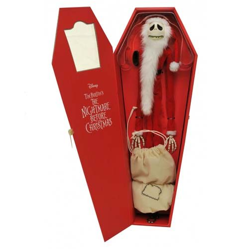 figura santa jack pesadilla antes de navidad