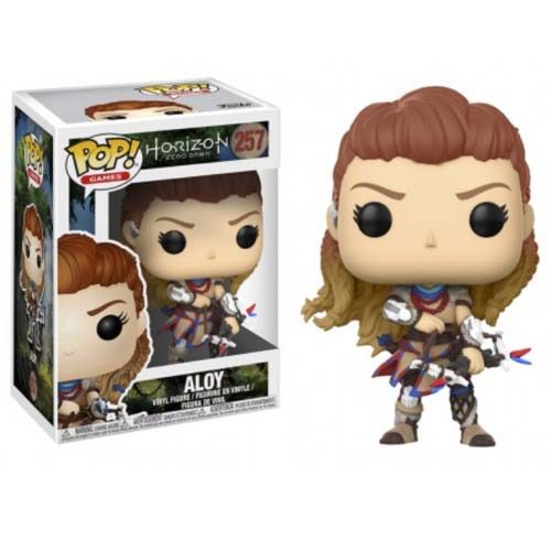 funko pop aloy horizon zero dawn