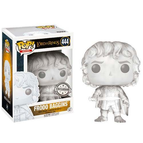 funko pop frodo invisible esdla