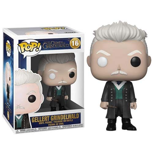 funko pop gellert grindelwald animales fantasticos 2 harry potter