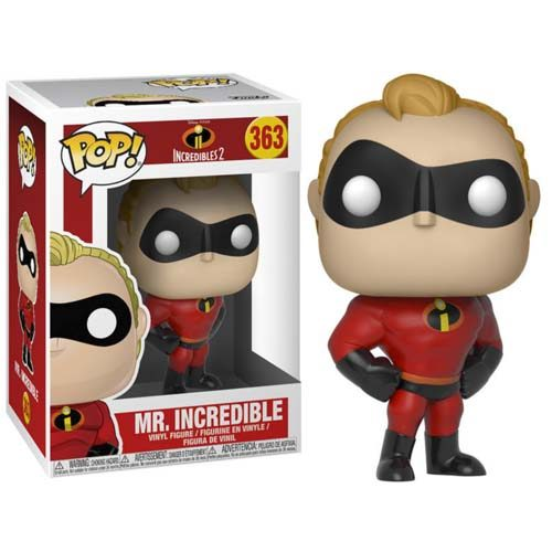 funko pop mr incredible increibles disney