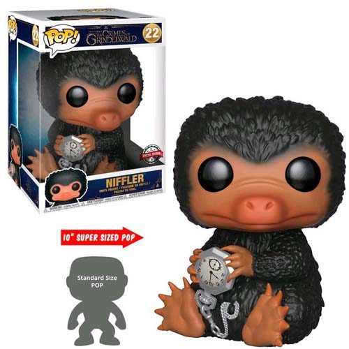 funko pop niffler 25cm animales fantasticos harry potter