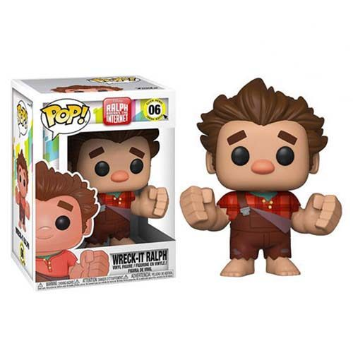 funko pop ralph rompe internet disney