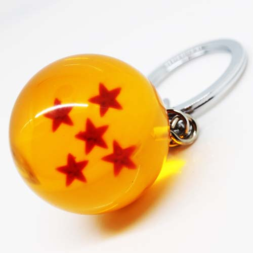 llavero dragon ball 5 estrellas