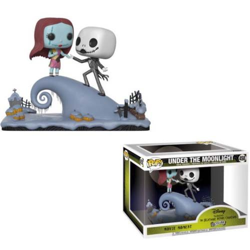 pack funko pop jack sally pesadilla antes navidad movie moments