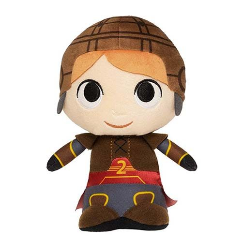 peluche funko ron quidditch harry potter