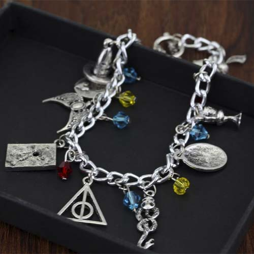 pulsera elementos harry potter 1