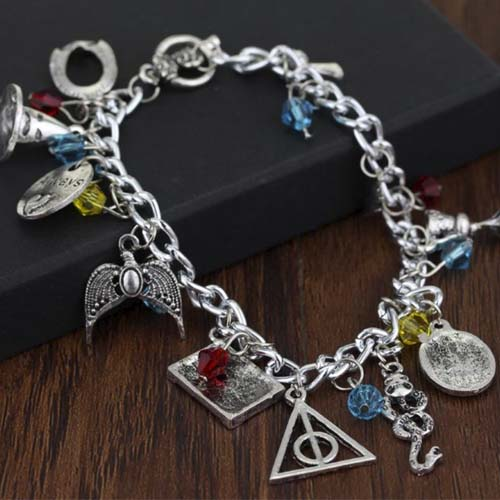 pulsera elementos harry potter 2