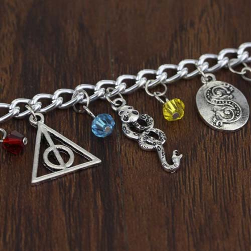 pulsera elementos harry potter 4