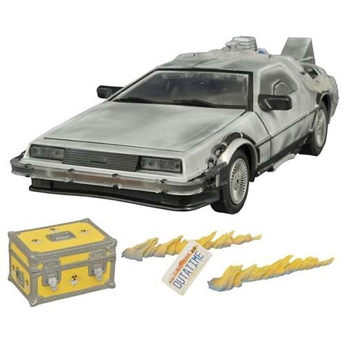 replica delorean regreso 1