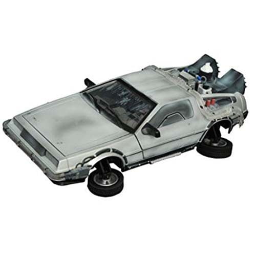 replica delorean regreso 2