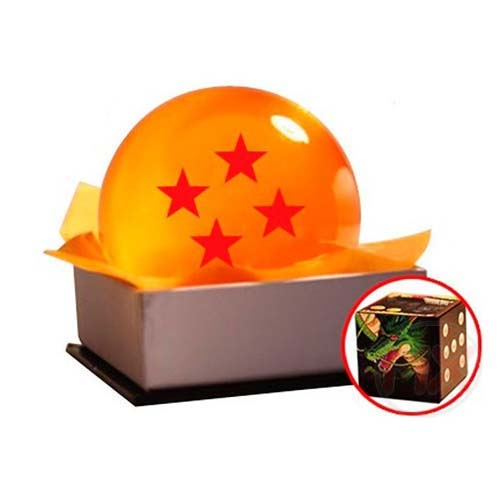 bola de dragón 4 estrellas dragon ball