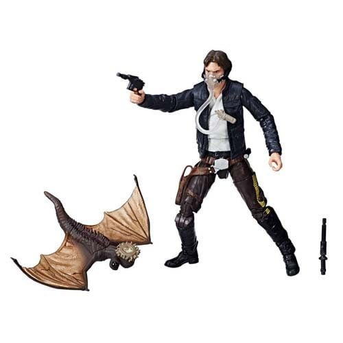 figura han solo black series star wars