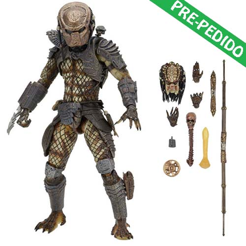 figura neca predator city hunter