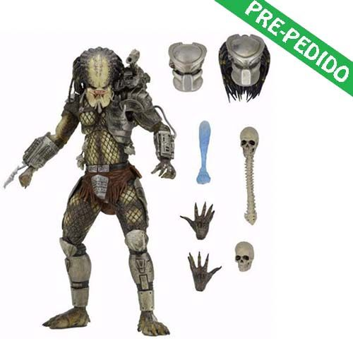 figura neca predator jungle hunter