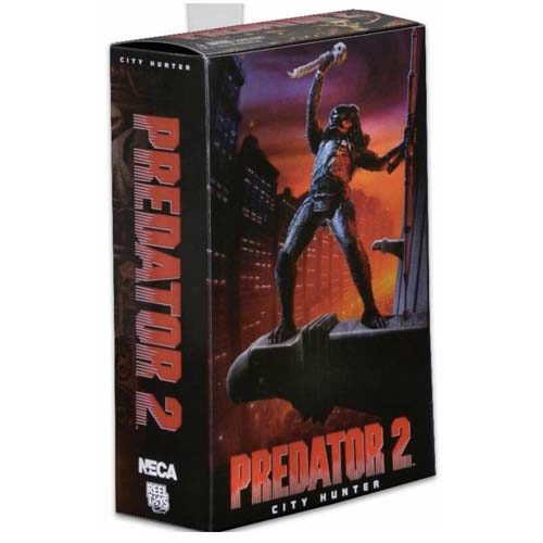 figura predator city hunter neca