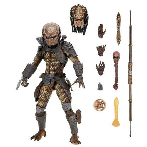 figura predator 2 city hunter neca