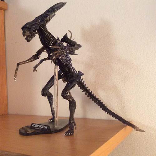 figura reina alien aliens 2 3