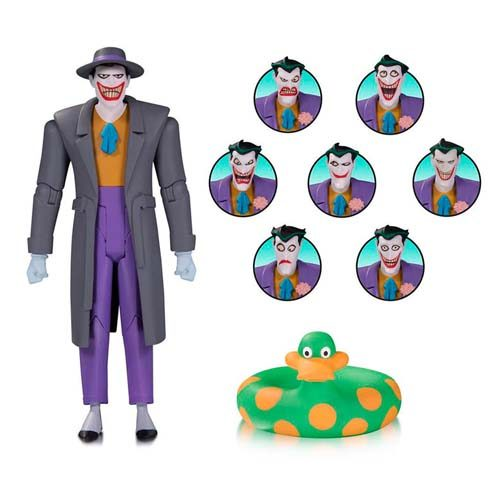 figura the joker expressions pack sdcc dc comics