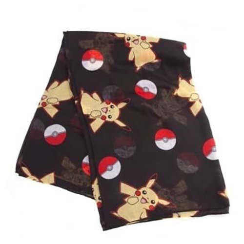 foulard pikachu pokeball pokemon 2