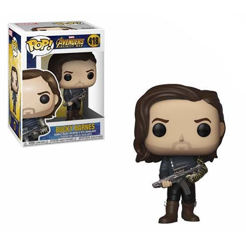 funko pop infinity war bucky marvel