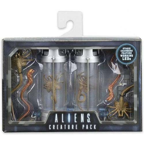 pack figuras facehugger
