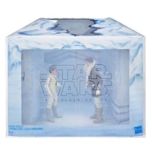 pack han y leia hoth black series