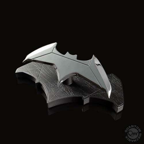 réplica batarang batman dc comics 21 cm