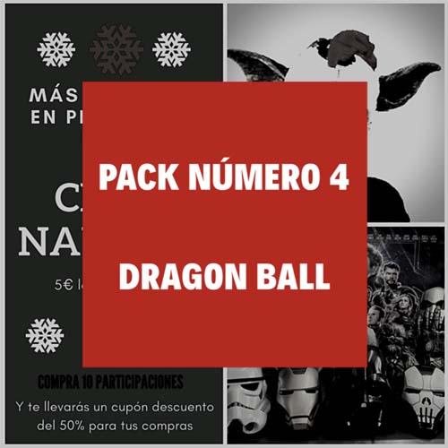 cesta navidad dragon ball