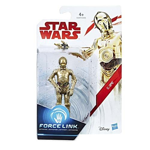 figura force link c3po star wars