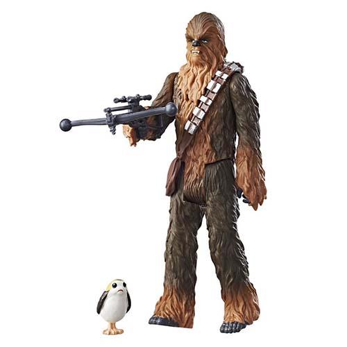 figura force link chewbacca star wars 2