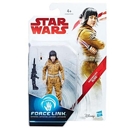 figura force link tech rose star wars