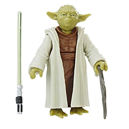 figura force link yoda star wars 2